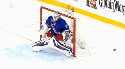 Still not quite the same without @hlundqvist35 #nyr #nyrangers