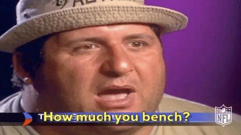 I miss Tony Siragusa #BALvsBUF