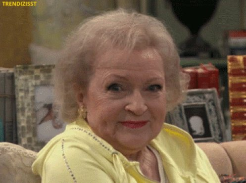 """""""Why do people say """"grow some balls""""? Balls are weak and sensitive. If you wanna be tough, grow a vagina. Those things can take a pounding."""" - Betty White  #HappyBirthdayBettyWhite"""