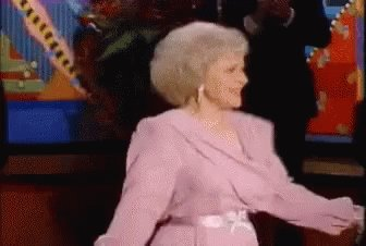 #HappyBirthdayBettyWhite