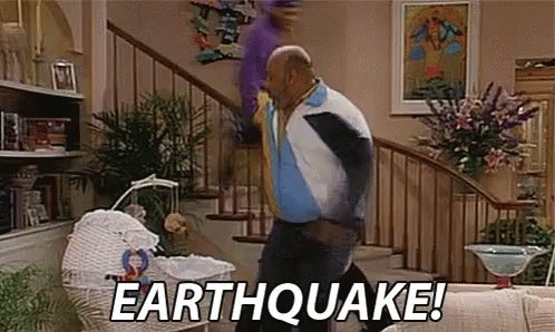#earthquake
