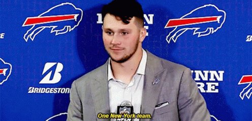 Josh was ok and best part is he didn't need to be great. Team win, Defense win, Allen to Diggs connection still works. Love the blocking, love the defensive effort!   #BillsMafia #BillsByABillion   KC / CLE — We'll be ready