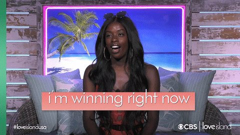 Anyway guys I would like to thank @loveislandusa for sending us the Queen Justine. We are her support, thanks for bringing us all together we're gonna help make her unstoppable.. #LoveIslandUSA #Celine #JustineJoy #BlackGirlMagic