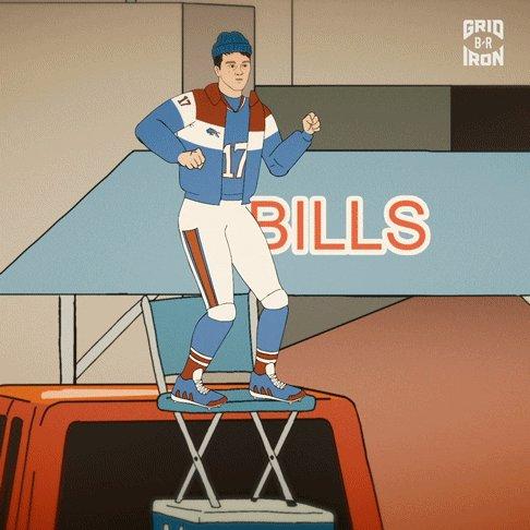 Die Pick 6 von Endzone zu Endzone war schon sehr nice #BillsMafia   #NFLdeutsch #ranNFL