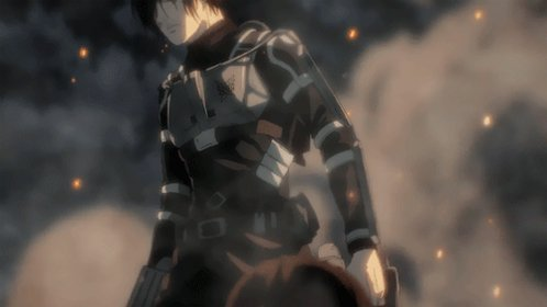 #ITSTIMEMIKASA  Can you believe my best girl is making her S4 premier soon?! I AM SO EXCITED!!! She is going to absolutely SERVE that even her haters will be speechless. 😍🧣