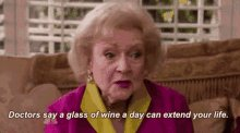 Happy 99th birthday to a legend, #HappyBirthdayBettyWhite