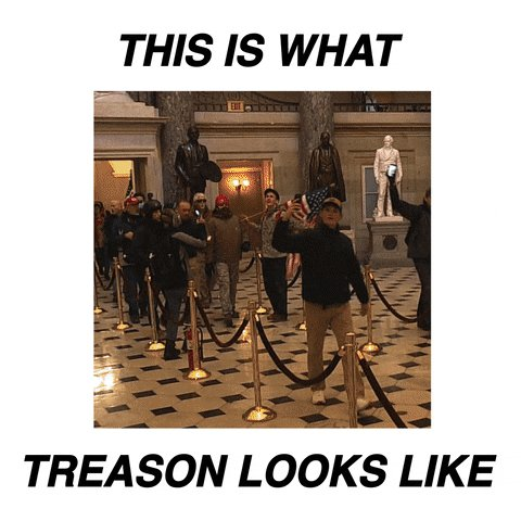 @SecretsBedard @IvankaTrump @jaredkushner @aviberkow45 @Scavino45 Guess what? No body that matters, cares. All the shiny objects in the world will never erase Treason #ConsequencesForSedition  #PottyGate #TrumpCrimeFamilyForPrison2021