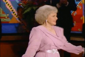 The legend! The GOAT! #HappyBirthdayBettyWhite