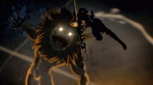 #ThankYouMappa for the amazing Attack on Titan episode yet again this week! (The CGI is fine. You look stupid complaining about it)