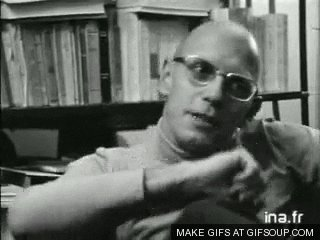 michel foucault philosophy GIF