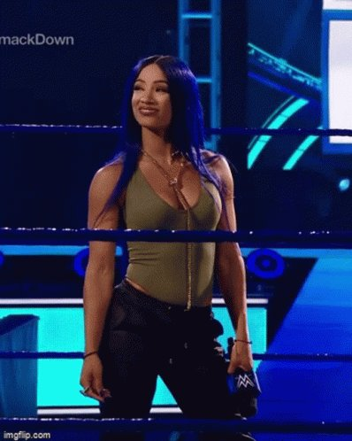 @SashaBanksWWE - Appreciation Thread Our Current Women's Champion. I'm loving her teaming with @BiancaBelairWWE. #BossTime #TheLegitBoss #TheBlueprint #TheStandard #TheLeaderOfSmackdown #TheBoss
