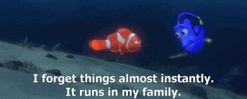 @Pixar Dory's minds: