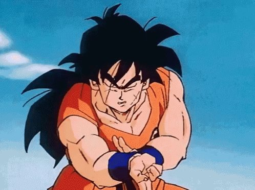 @beckw1n Bruh, same. But with Yamcha.