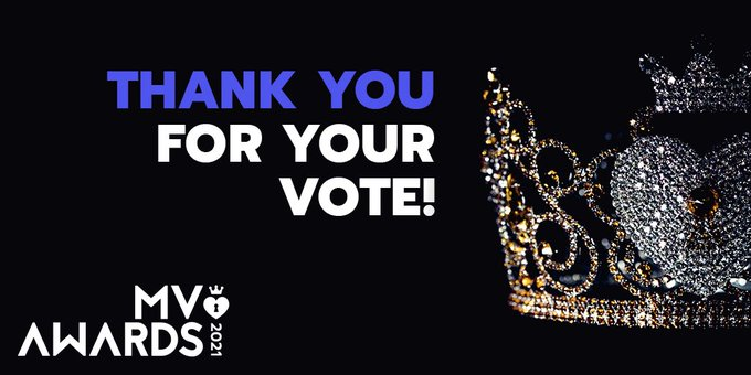 The votes for MV King of the Year are rolling in! You can help me win by voting here https://t.co/HlXcCrcPa9