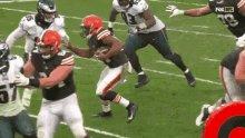 Chubb a Dubb Dubb!! @Browns