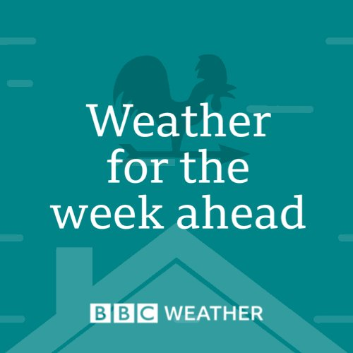 Heavy #rain could cause flooding this week... but are there signs of anything drier on the horizon? Darren has our latest #WeatherForTheWeekAhead: