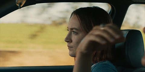#NowWatching one of my favorite movies of 2017, and top 5 feel good movie. #LadyBird