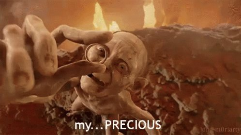 Michael.. throw that ring into the fires of Mordor. Natalie is the embodiment of Sméagol. #90dayfiance