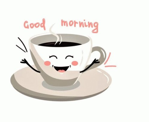 Good morning my twitter friends. 😇☕️  How are well doing? It's a bit nippy this morning, thankfully coffee will be keep warm and awake! 😀  Have a positive Monday everyone. #goodmorning #morningcoffee