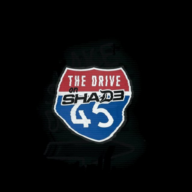Back on @Shade45 for #TheDrive tonight at 9p PST/11p CST with @fakeshoredrive 🤞🏽  Playing new music from @lildurk, @KidCudi, @DoeBoyOfficial, @CallMeGT, and more. Tune in 📲