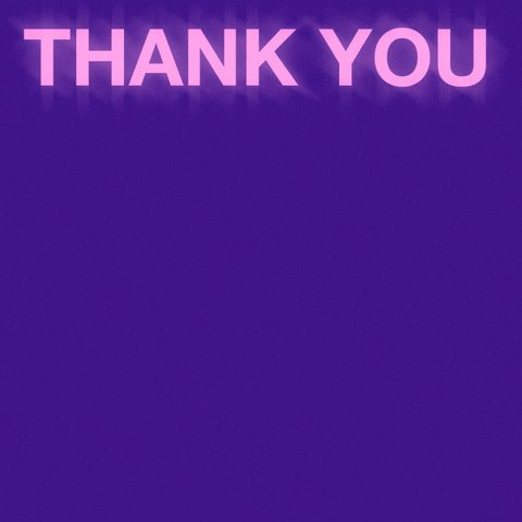 Thank You GIF by Mailchimp