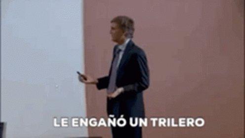 Trilero Engao GIF
