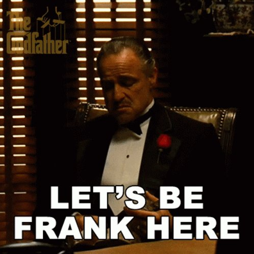I've got some questions.   1. Which Godfather film is the best?  2. Have you read the book?   #TheGodfather