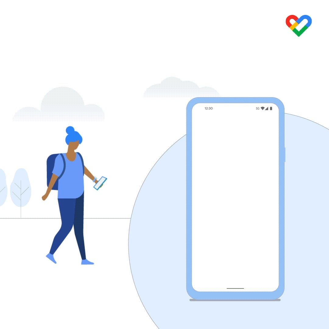 Holding yourself accountable has never been easier or more fun. Social sharing on #GoogleFit lets you share your activity (and a pic) with family and friends, keeping you on track. 💪