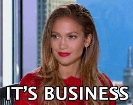Jennifer Lopez Business GIF...