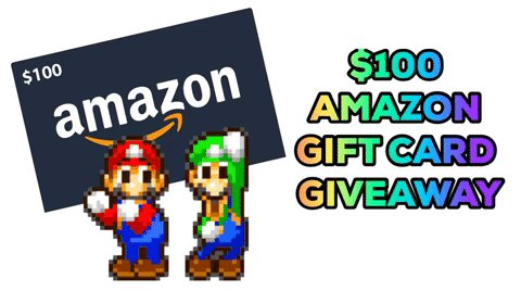 Follow CAG & Retweet for a Chance to Win a $100 Amazon Gift Card. Ends at 9PM on January 15th.