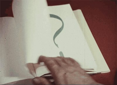 Question Mark Idk GIF by US National Archives