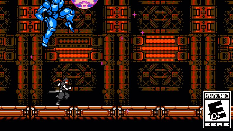 Dash into 8-bit-inspired ninja action in Cyber Shadow, running at up to 120fps on PS5. Pre-orders are live now, with 25% off for PlayStation Plus members. More info: