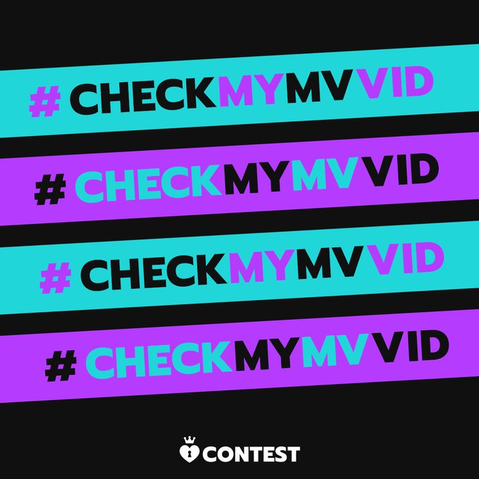 RT to WIN! 😜 #CheckMyMVVid is back!  Get featured on our Vids page & get discovered by 3.3 million members