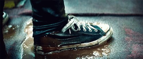 Save Deadly Class Shoes GIF
