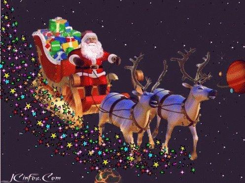 Christmas Lights Merry Christmas GIF