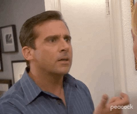 Angry Season 4 GIF by The Office