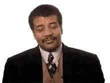 Neil Degrasse Tyson Idk GIF