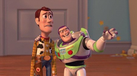 buzz lightyear schmoes GIF by Maudit