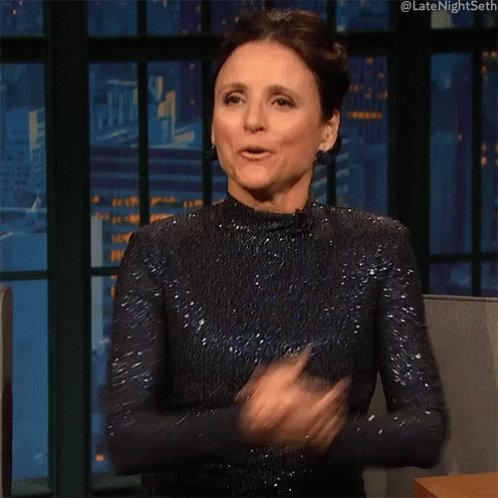 Happy Birthday to Julia Louis-Dreyfus....