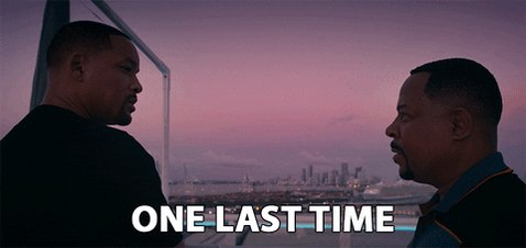 Will Smith Movie GIF by Bad Boys For Life