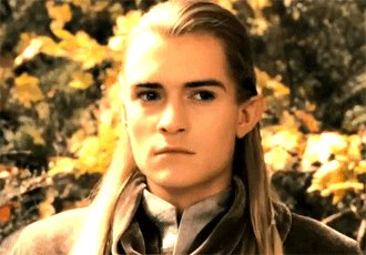 Happy Birthday to Orlando Bloom, here in THE LORD OF THE RINGS: THE FELLOWSHIP OF THE RING!