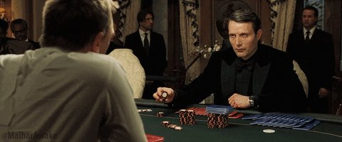 card game poker GIF
