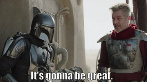Cobb Vanth The Mandalorian GIF