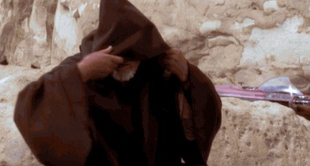 Obi Wan Kenobi Hello GIF by Star Wars
