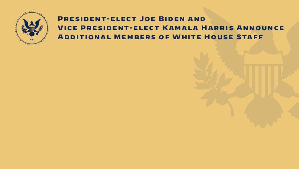 Biden-Harris Presidential Transition