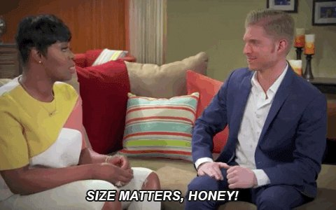 size matters GIF by Empire FOX