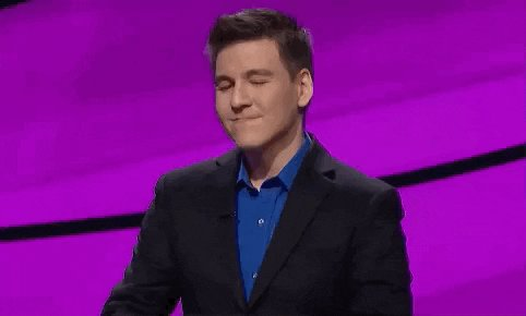 james holzhauer GIF by Jeopardy!