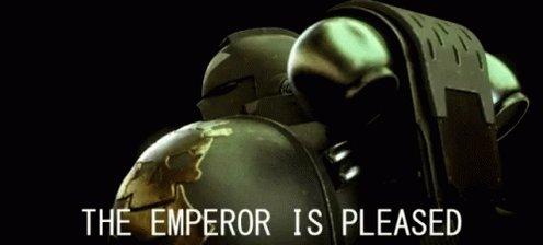 Warhammer Emperor GIF