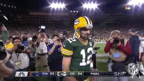 green bay packers hug GIF by NFL