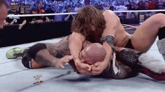 daniel bryan wrestling GIF ...